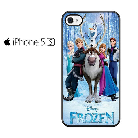 Disney Frozen, Olaf The Snowman Iphone 5 Case