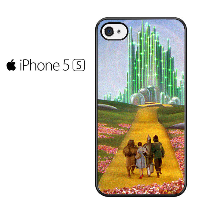The Wizard Of Oz Iphone 5 Case