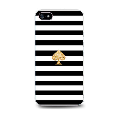 Kate Spade Stripe Iphone 5 Case