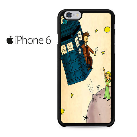 Tardis Doctor Who Little Prince Iphone 6 Case