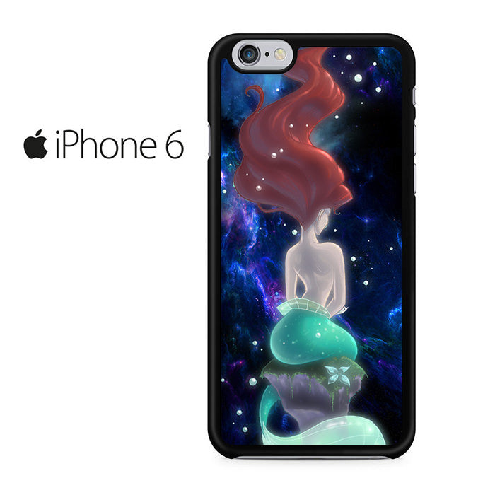 Beautiful Hair Ariel Little Mermaid  Iphone 6 Case