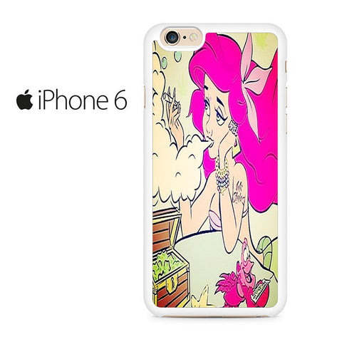 Ariel Smoking Iphone 6 Case