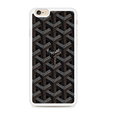 Goyard Black Iphone 6 Case
