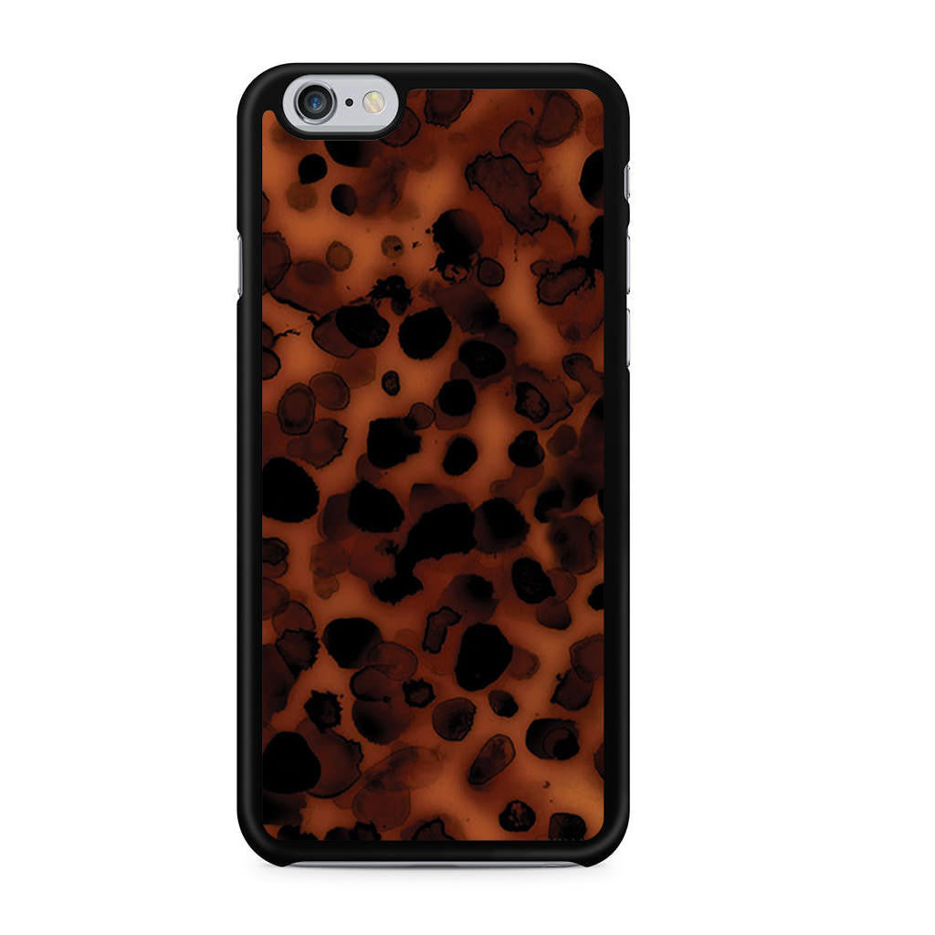 online retailer b2cd3 2e14c Tortoise Shell Pattern Iphone 6 / Iphone 6S Case