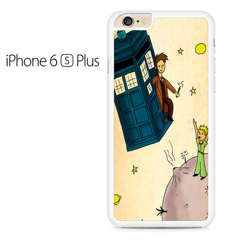 Tardis Doctor Who Little Prince Iphone 6 Plus Case