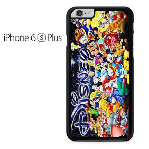 Characters Disney Iphone 6 Plus Case