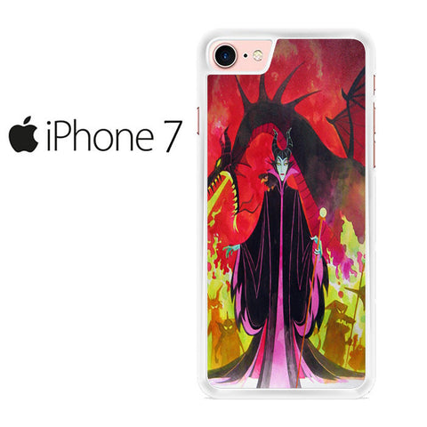 Maleficent Iphone 7 Case