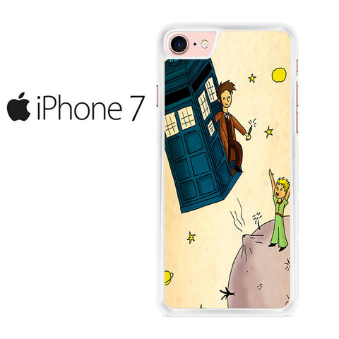 Tardis Doctor Who Little Prince Iphone 7 Case
