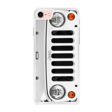 White Jeep Iphone 7 Case