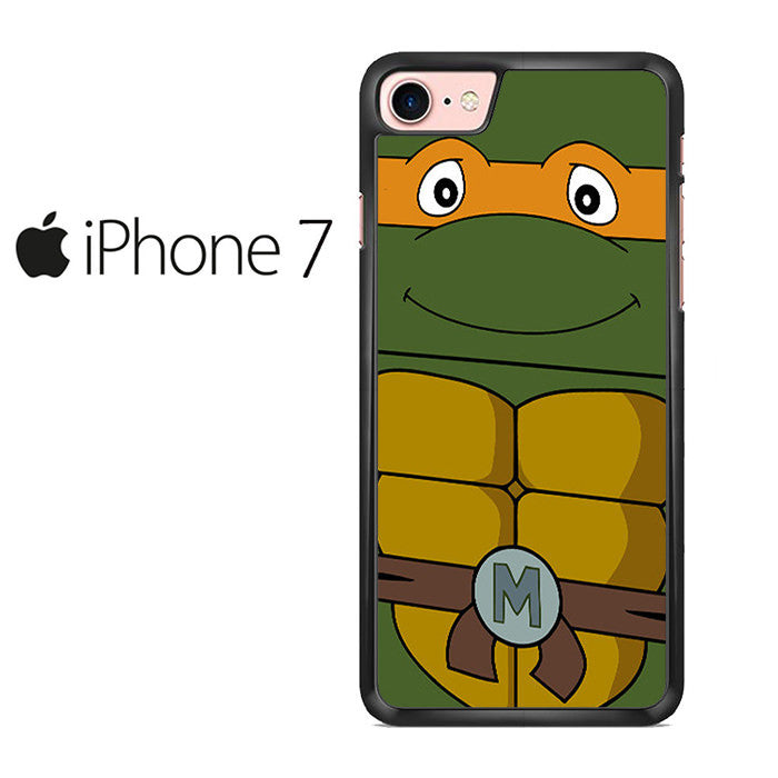 TMNT Michelangelo Teenage Mutant Ninja Turtles Iphone 7 Case