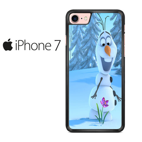 Olaf Frozen Iphone 7 Case