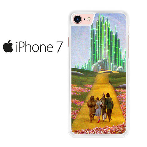 The Wizard Of Oz Iphone 7 Case