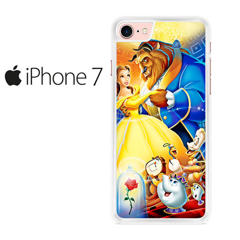 Beauty and the Beast Iphone 7 Case