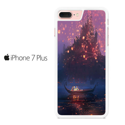 Tangled Lanterns Iphone 7 Plus Case