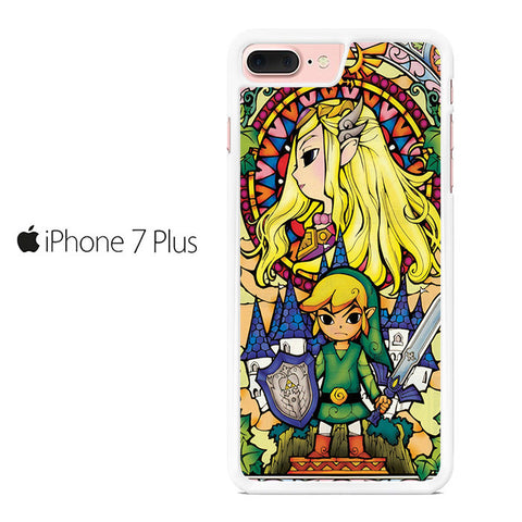 Legend Of Zelda Iphone 7 Plus Case