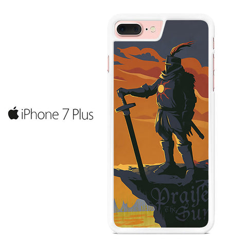 Dark Souls Solaire Of Astora Iphone 7 Plus Case