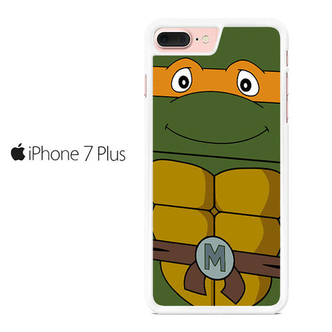TMNT Michelangelo Teenage Mutant Ninja Turtles Iphone 7 Plus Case