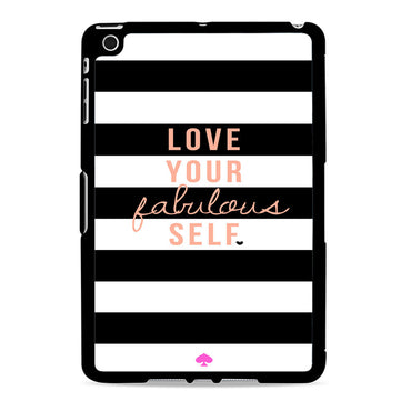 Kate Spade Love Your Fabulous Self Ipad Mini 2 Case