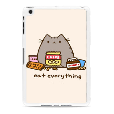 Pusheen The Cat Eat Every Thing Ipad Mini 2 Case