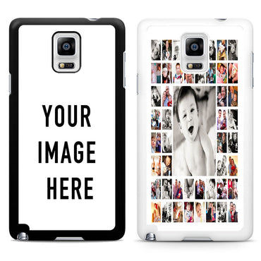 YOUR PHOTO IMAGE HERE SAMSUNG GALAXY NOTE 4 CASE