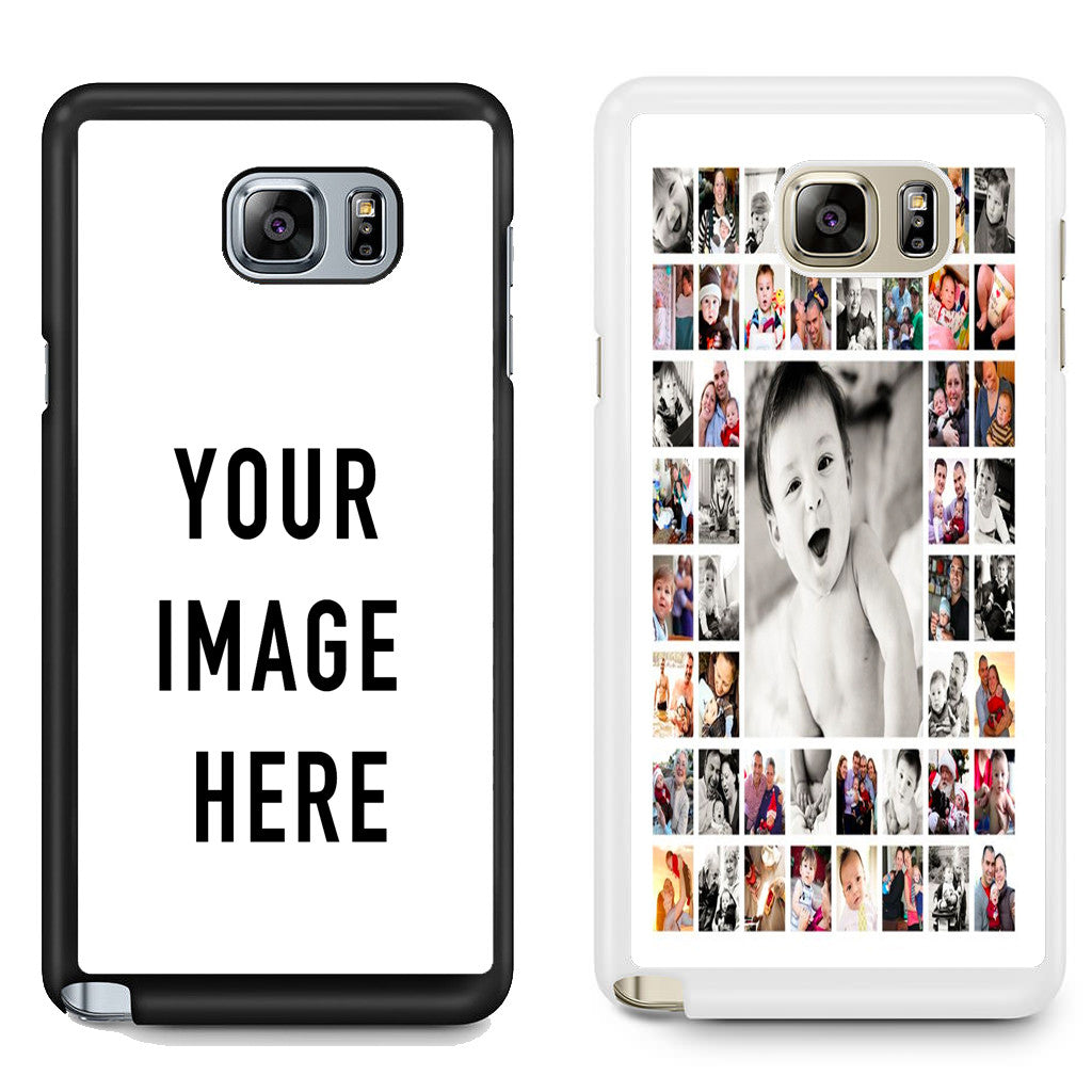 YOUR PHOTO IMAGE HERE SAMSUNG GALAXY NOTE 5 CASE