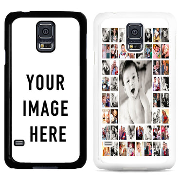 YOUR PHOTO IMAGE HERE SAMSUNG GALAXY S5 CASE