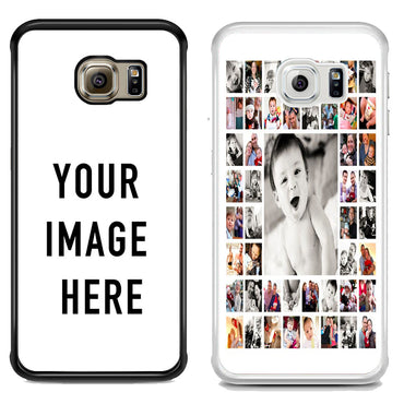 YOUR PHOTO IMAGE HERE SAMSUNG GALAXY S6 EDGE PLUS CASE
