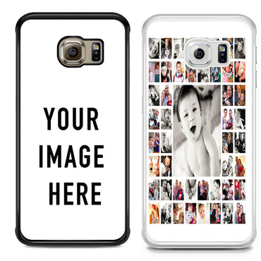 YOUR PHOTO IMAGE HERE SAMSUNG GALAXY S6 EDGE CASE