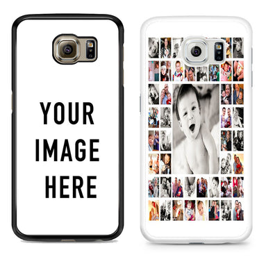 YOUR PHOTO IMAGE HERE SAMSUNG GALAXY S6 CASE