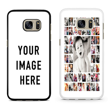YOUR PHOTO IMAGE HERE SAMSUNG GALAXY S7 CASE
