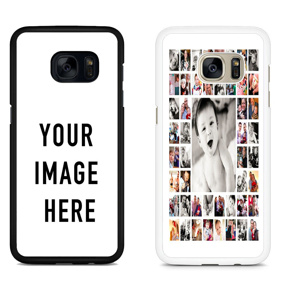 YOUR PHOTO IMAGE HERE SAMSUNG GALAXY S7 EDGE CASE
