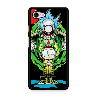 Rick and Morty in IT Google Pixel 3 / Google Pixel 3 XL case