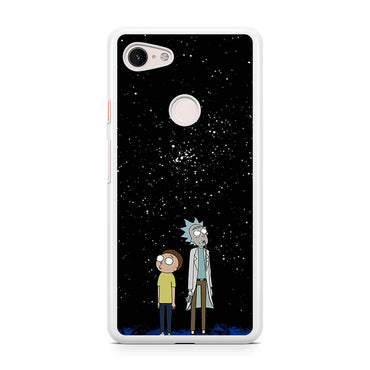 Rick And Morty Space Google Pixel 3 / Google Pixel 3 XL case