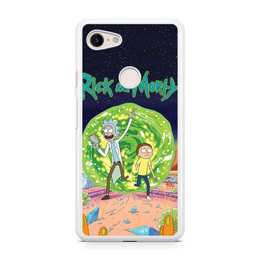 Rick And Morty Season 1 Google Pixel 3 / Google Pixel 3 XL case