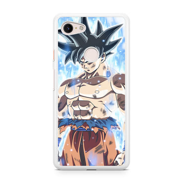 Dragon Ball Goku Blue Ultra Instinct Google Pixel 3 / Google Pixel 3 XL case