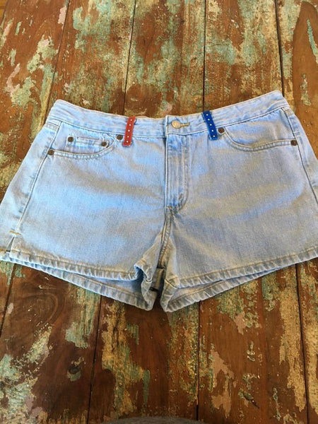Tribal Design Junior Shorts