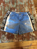 Tribal Design Misses Shorts