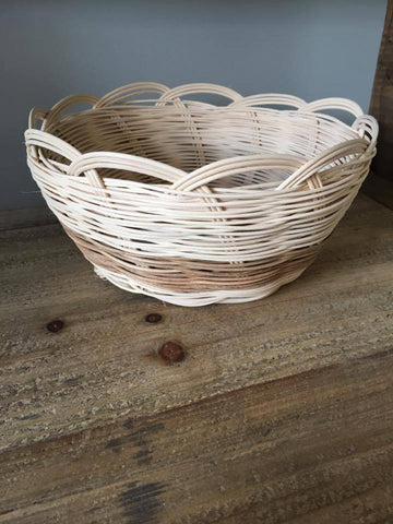 Hand Woven Basket - Large