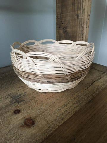 Hand Woven Basket - Medium
