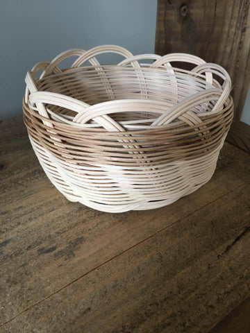 Hand Woven Basket - Small
