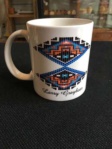 Native Design Coffee Mugs