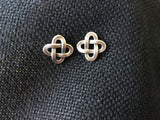 Mvskoke Life Knot Earrings