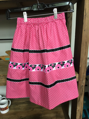 Ribbon Skirt - Girls