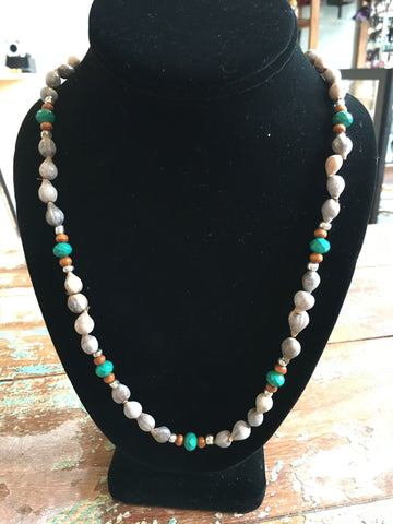 Cornbead Necklace
