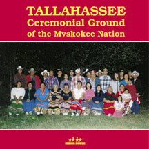 Tallahassee Ceremonial Ground of the Mvskokee Nation