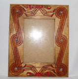 "Wood Picture Frame - 9"" x 11"""