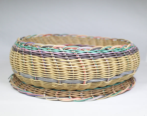 Large Southeastern Double-Wall Basket