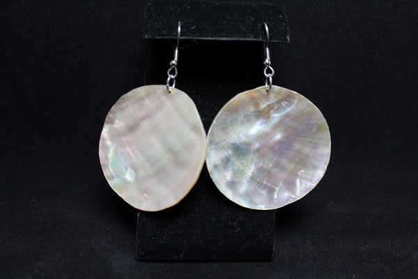Shell Earrings - Large, Various Designs
