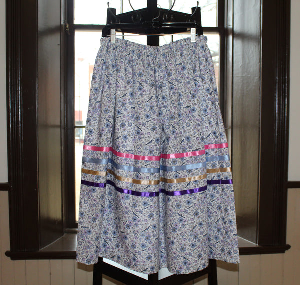 Ladies Ribbon Skirt