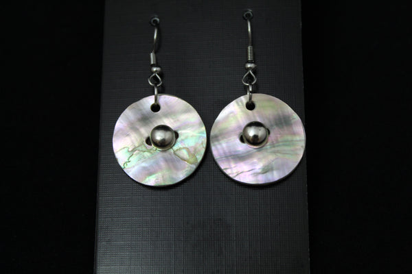 Nickel Size Dangles with Spots